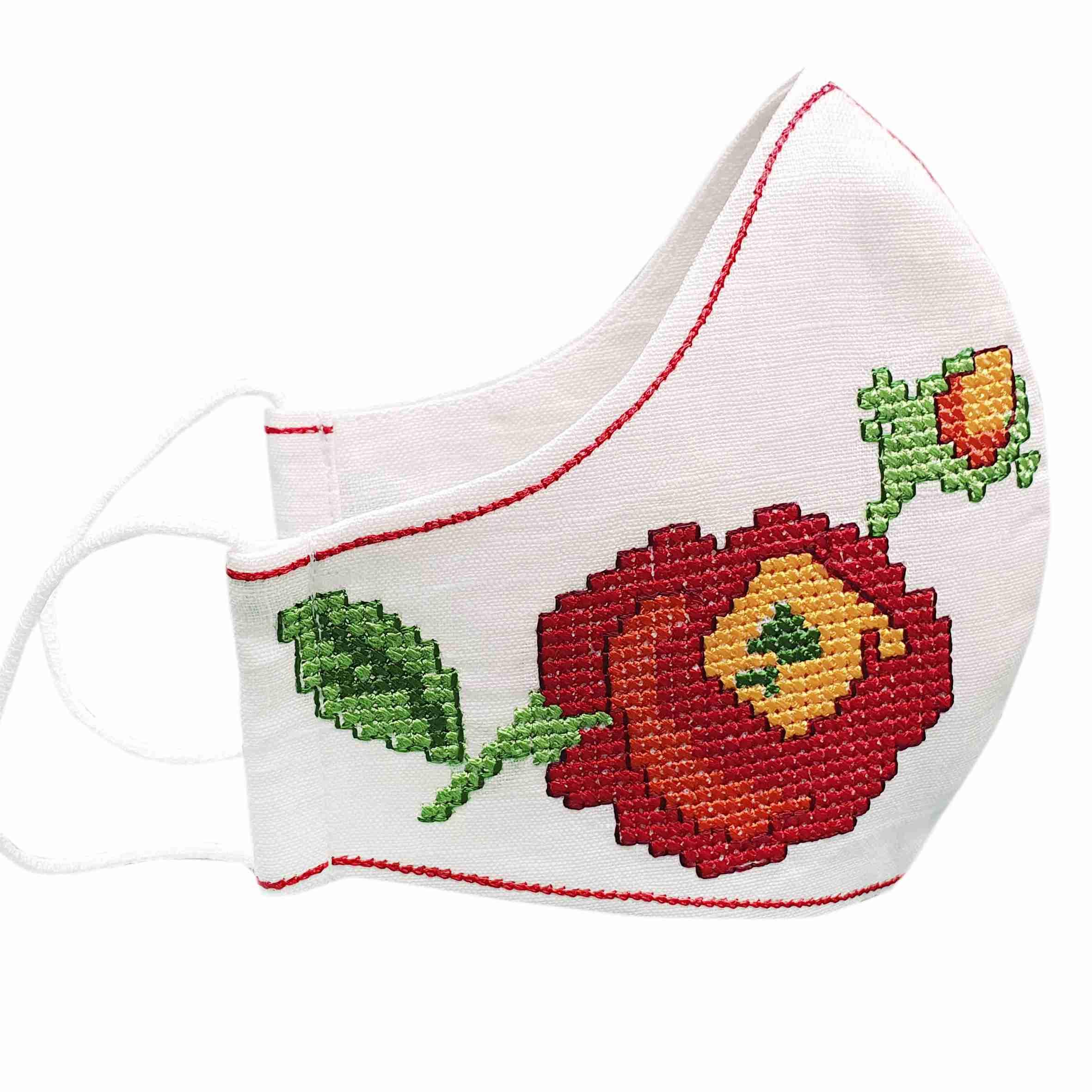 reusable fabric masks