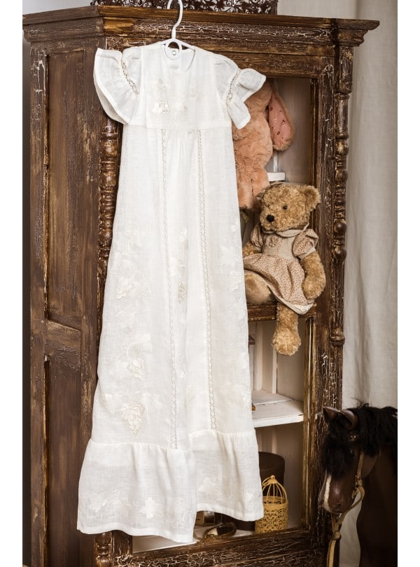 baptismal dress for 3 months