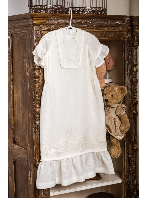 Vintage beautiful christening gown
