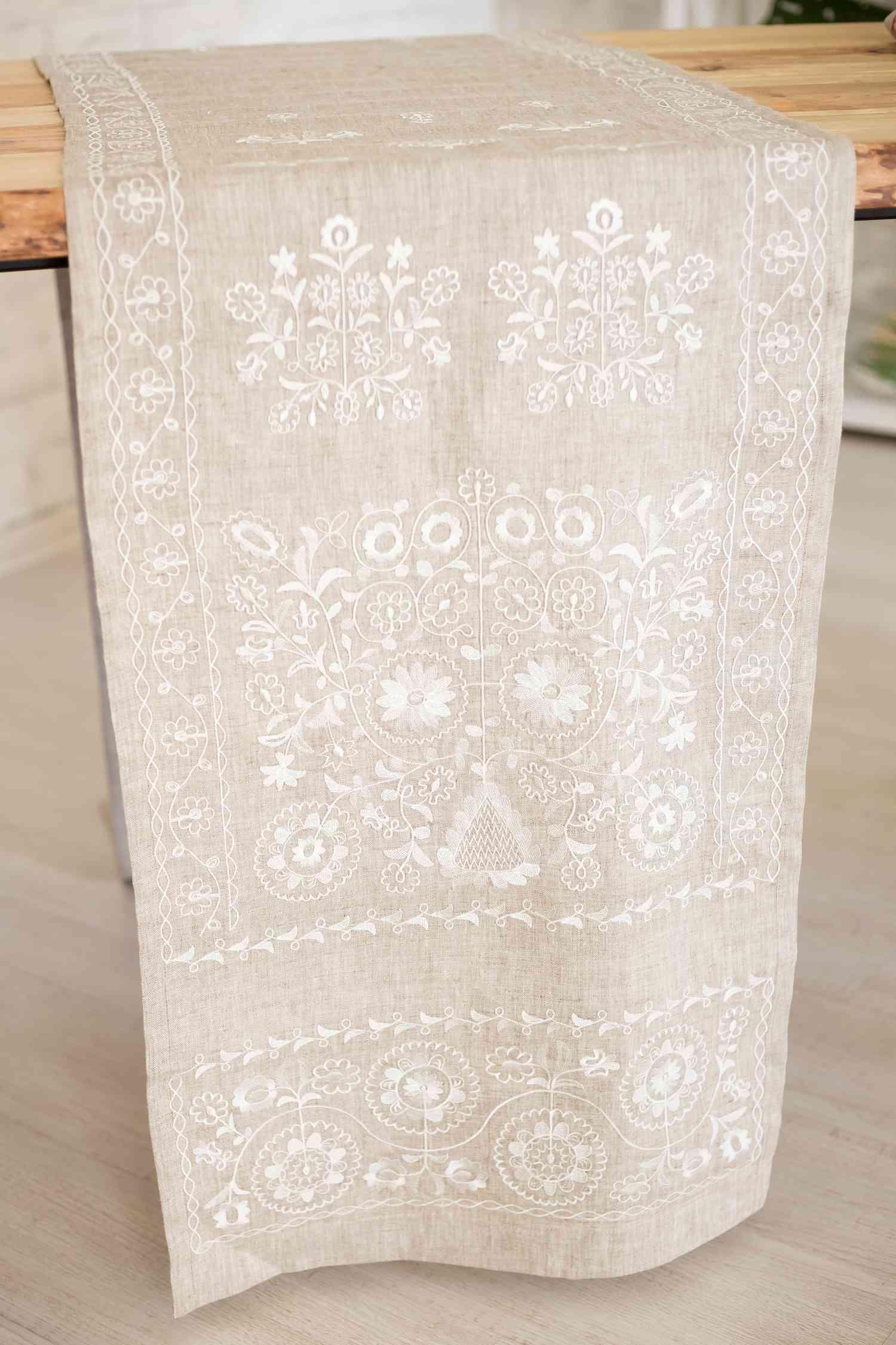 Ukrainian wedding towel