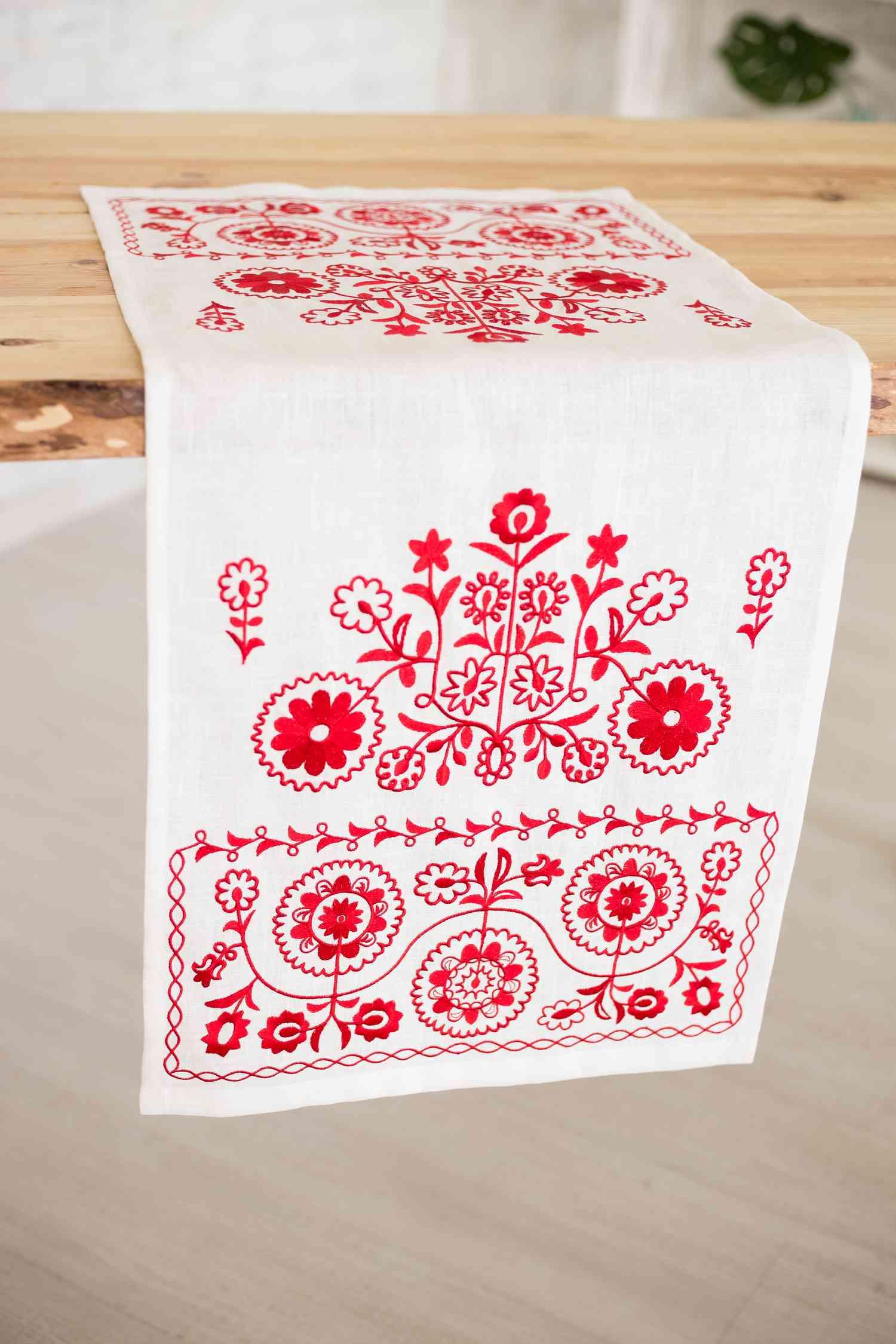 Ukrainian towel history