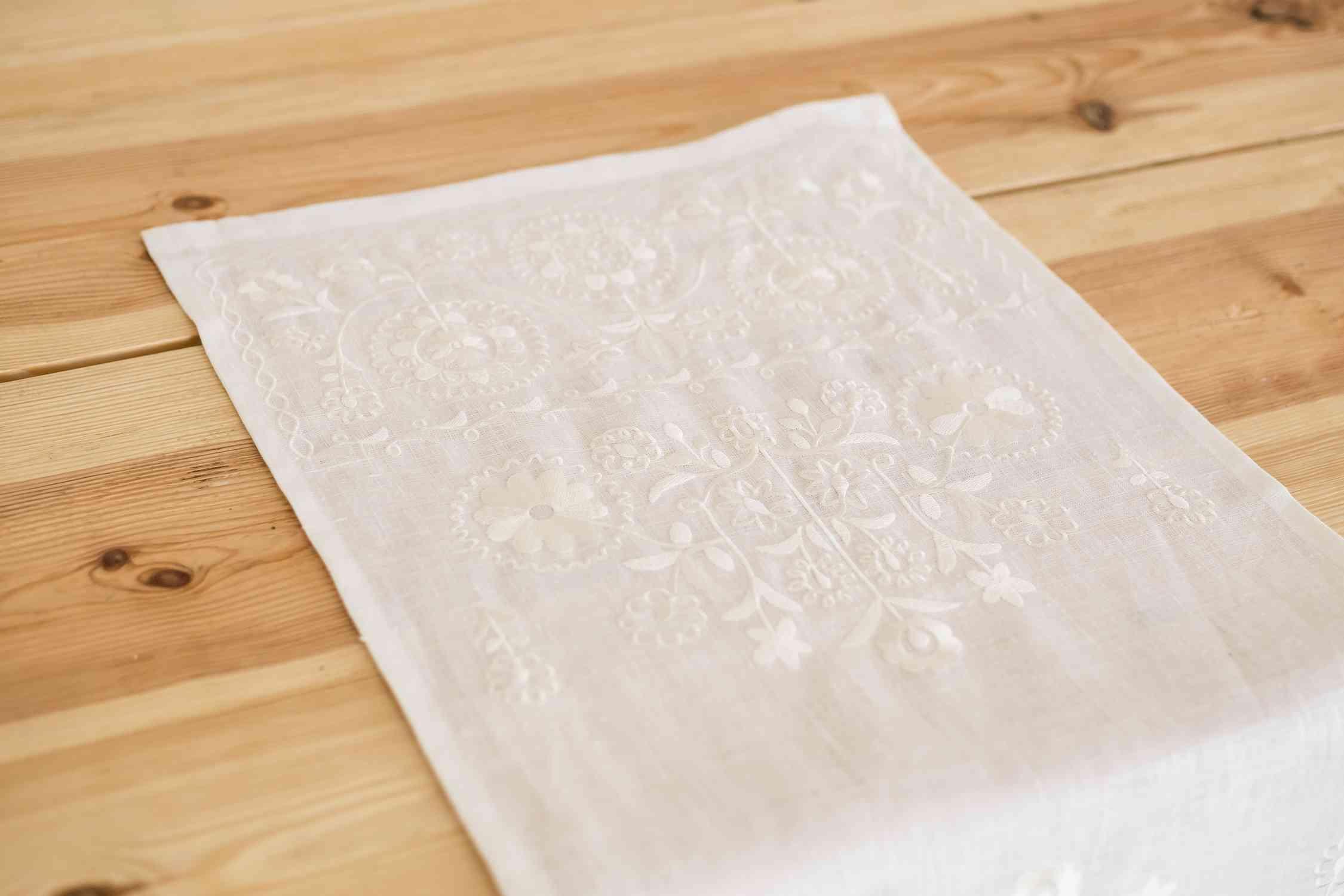 Ukrainian wedding towels