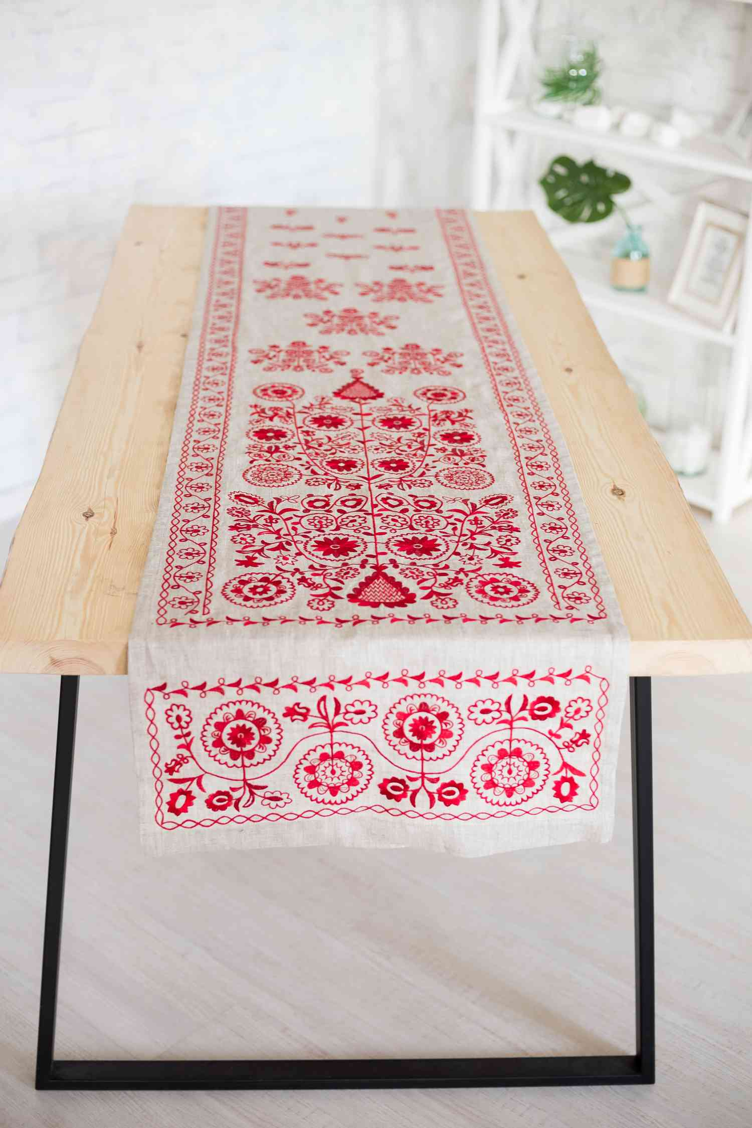 Ukrainian vichity towels