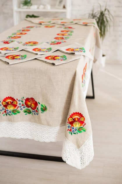 napkins for table