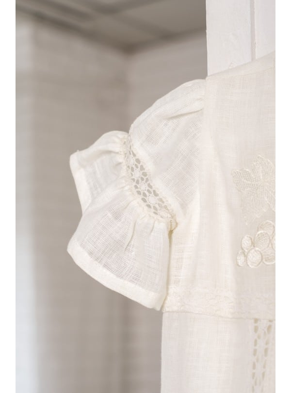 baptismal dress for newborn