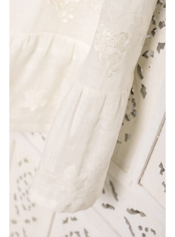 christening gown for baby