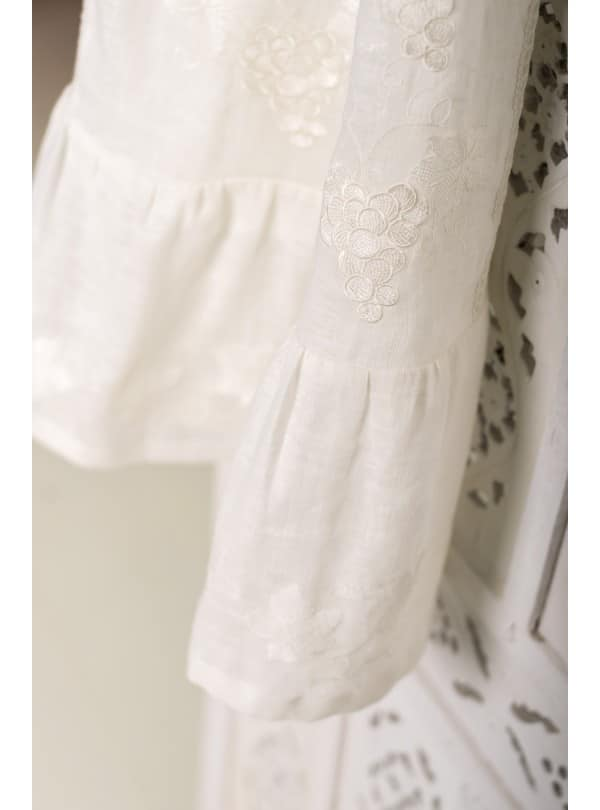 baptismal dress for a year