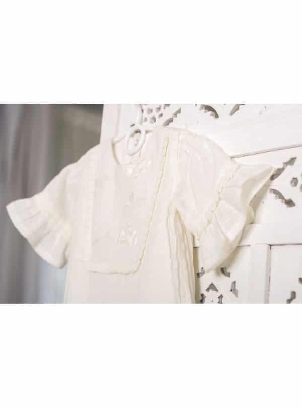 крестильные платья для малышей