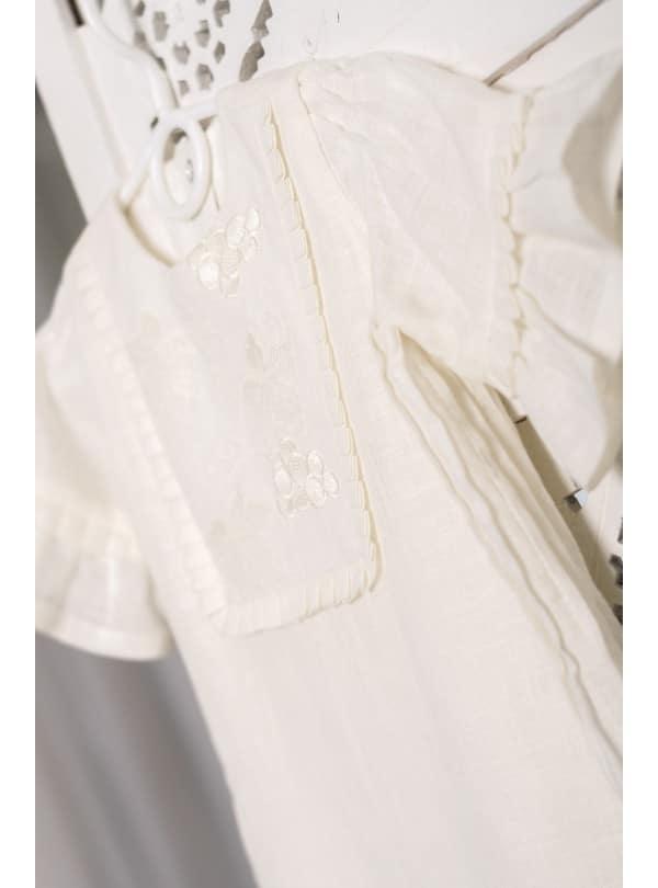 крестильное платье для малышки