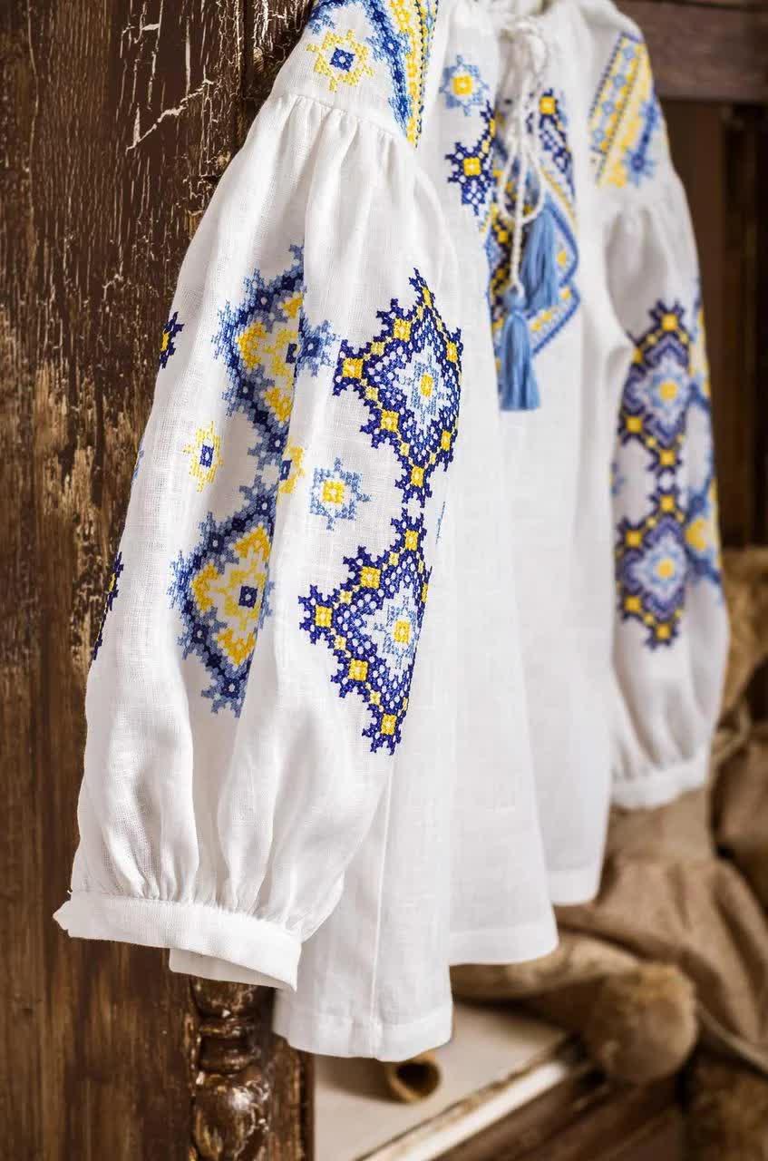 baptismal shirt
