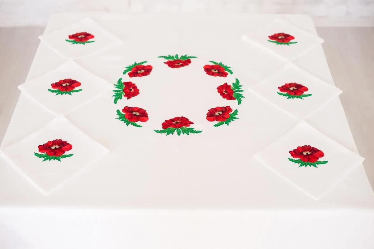linen tablecloth buy kharkov