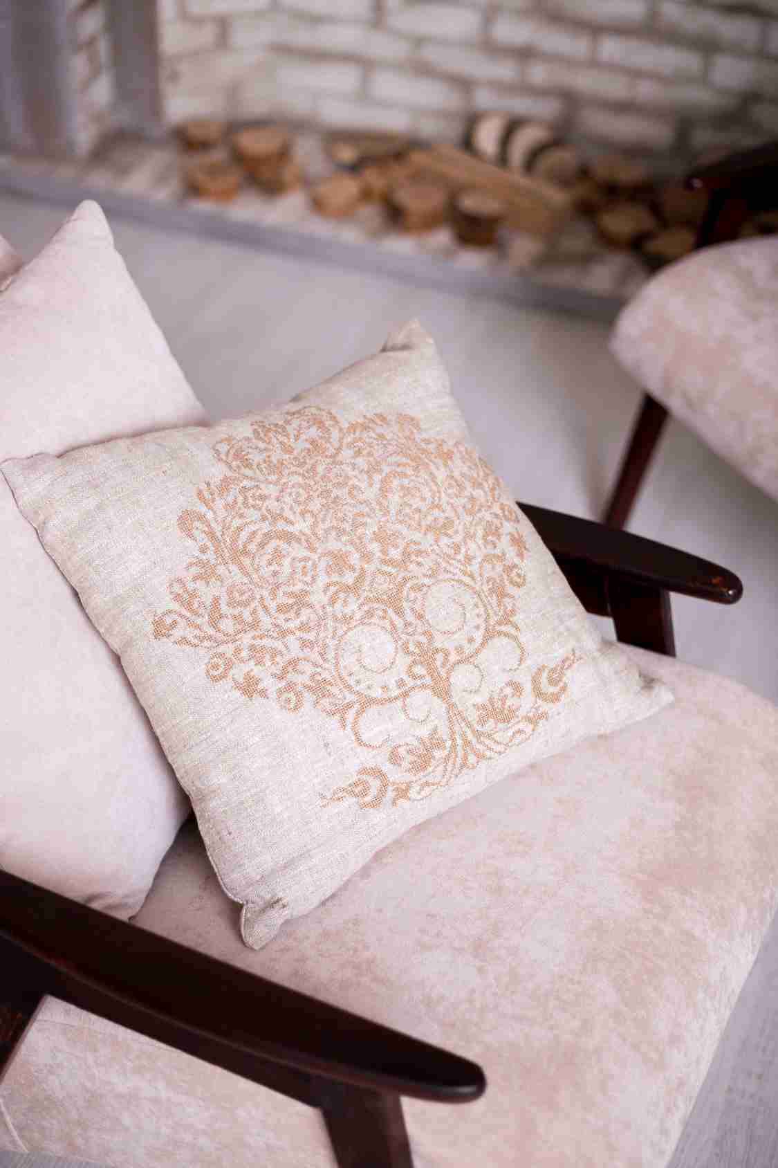 pillow with embroidery to buy