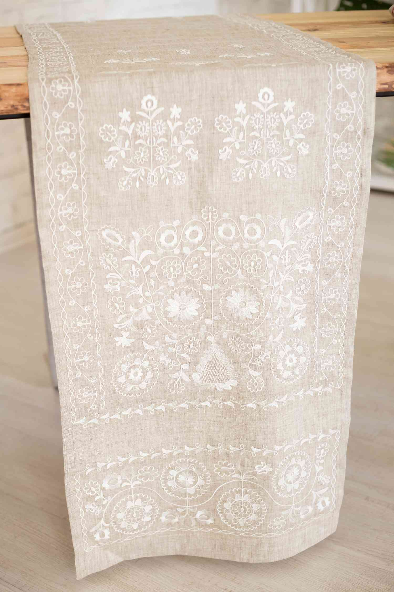 Ukrainian wedding towel