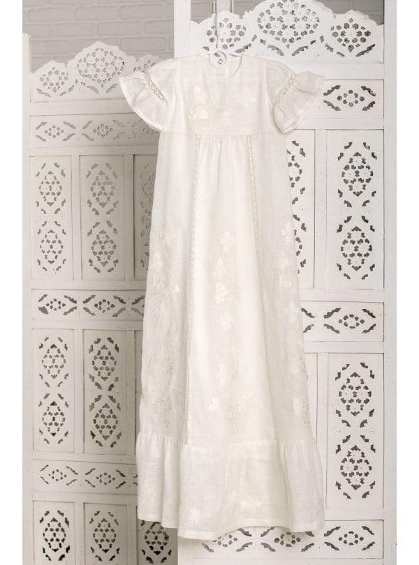 хрестильне плаття довге