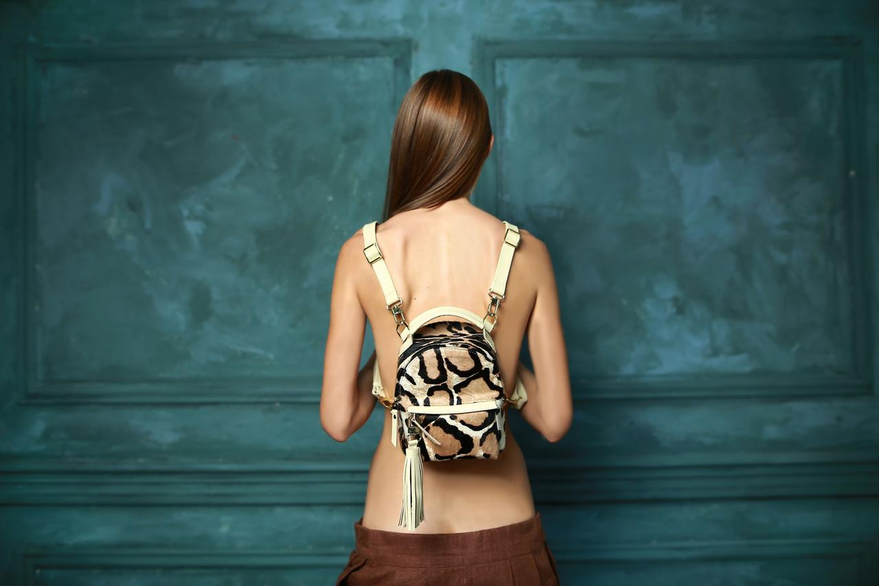 рюкзак-сумка жіночий