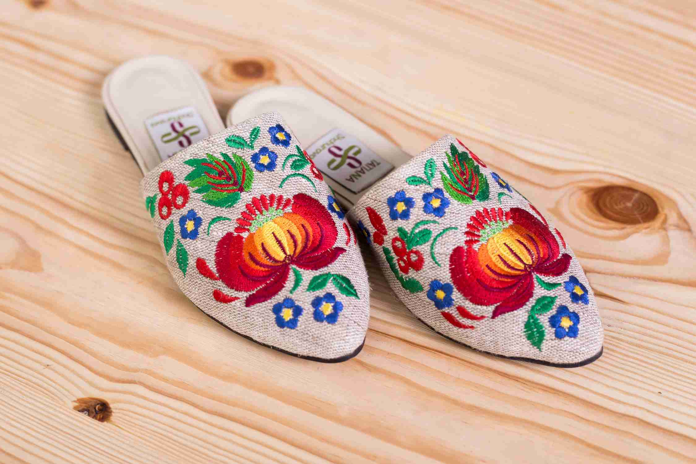 shoes with embroidery to buy ukraine
