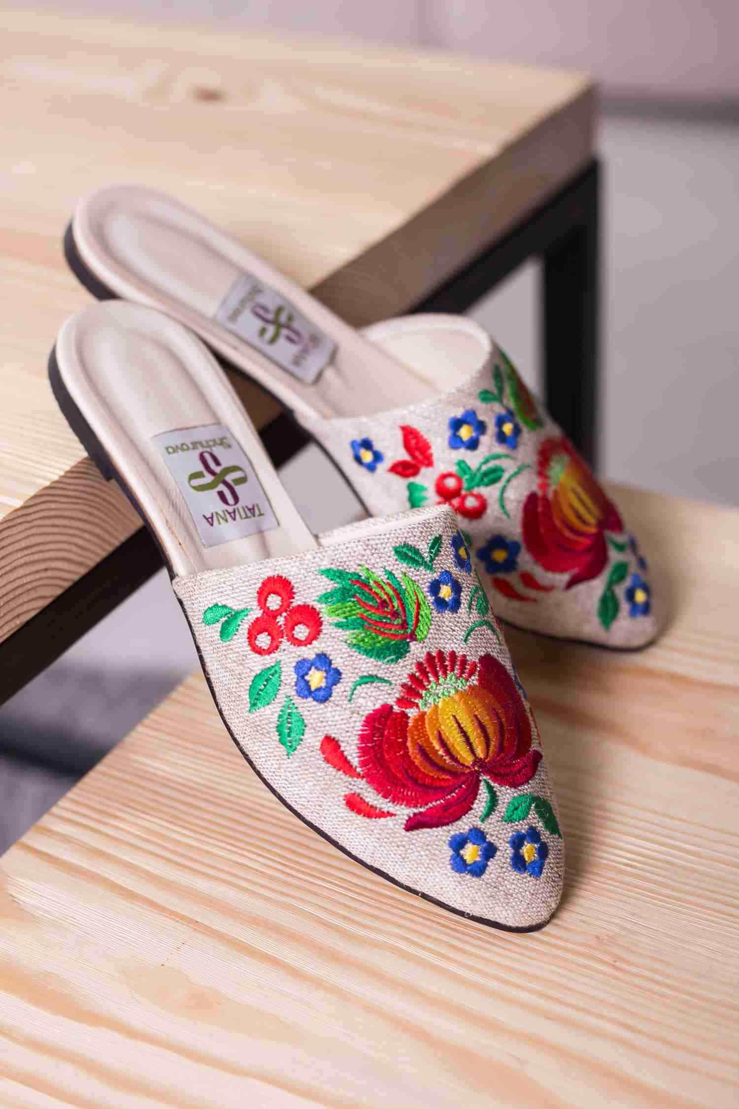 buy shoes with embroidery ukraine