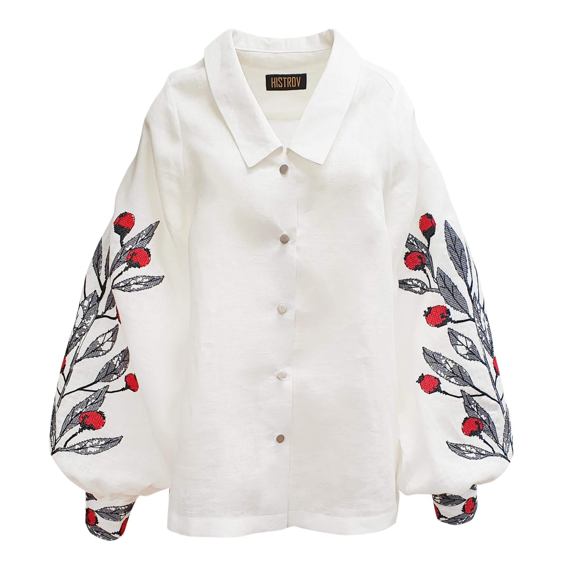Elite embroidered shirt