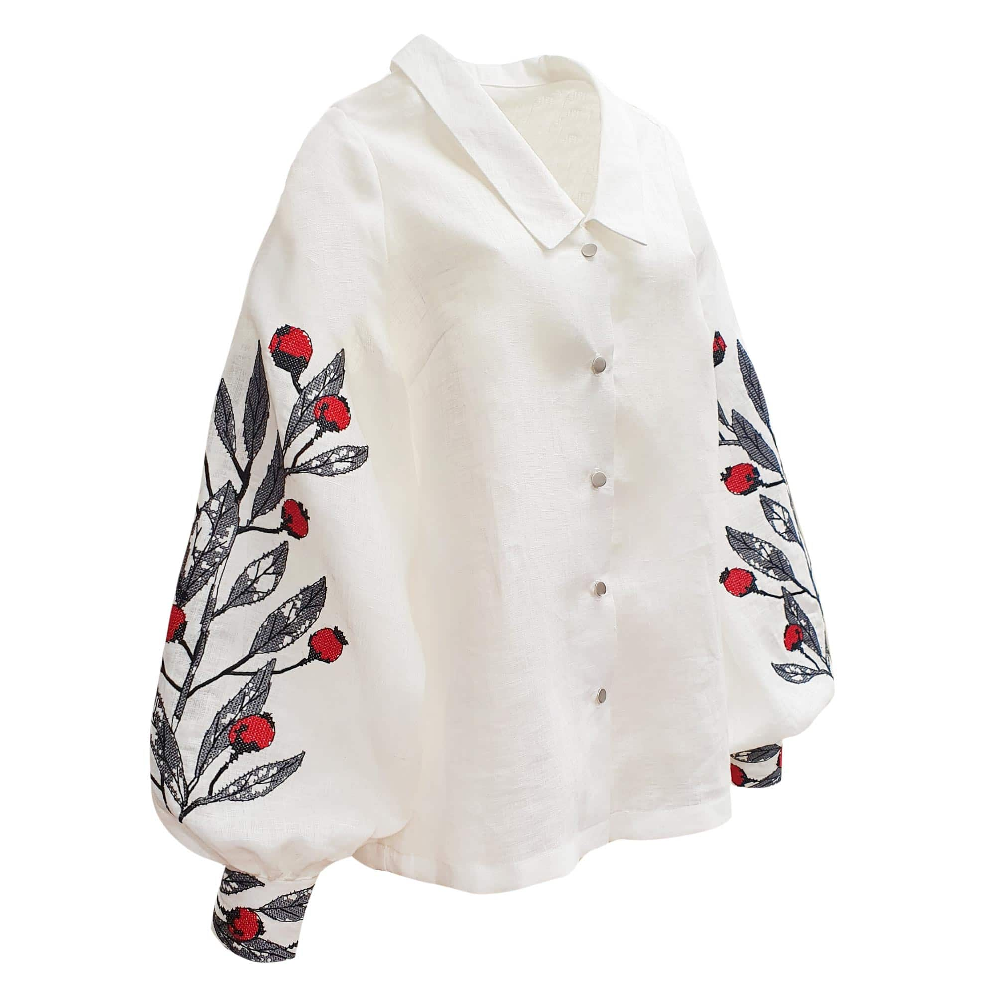 buy an embroidered shirt